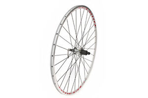 REAR SHIMANO TIAGRA MACH 1 OMEGA ROAD RACING 700C WHEEL