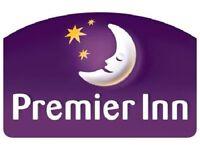 Premier Inn - Family Room 4 Sunday 16th Sept Perth incl Breakfast £40