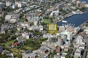 ARIA in the Heart of Downtown Victoria - 1BR + Den