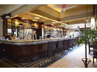 Browns Cambridge Bar and Waiting Staff wanted