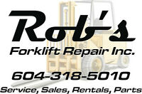 Experienced Forklift Mechanic Required