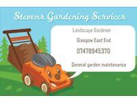 gardener glasgow
