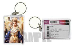 Beyonce-The-Mrs-Carter-World-Tour-2013-Birmingham-Personalised-Ticket-Keyring
