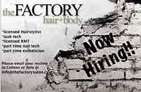Hiring all positions