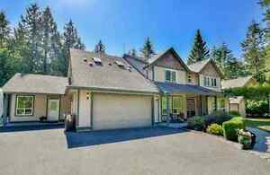 8 bdrms+2 dens, on acre - Big house for busy family, Langley, BC