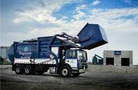 Experienced Front Load Waste Collectors Needed