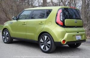 2016 Kia Soul Lx Hatchback