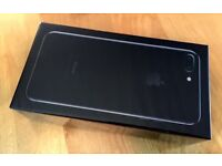 iPhone 7 Plus Gloss Black 128GB SIMFREE