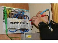 Professional electrician in south west London 07555499032