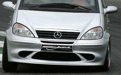 Mercedes AMG 38-Look  Spoiler Frontspoiler Frontschürze  A-Klasse W168 01-04
