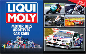Liqui Moly Products available Toronto Lubromoly