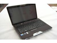 Toshiba Satellite U500 Touchscreen laptop 750gb hard drive 6gb ram memory