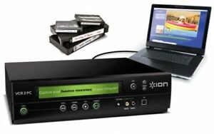 ION VCR 2 PC Conversion System
