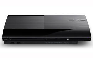 Sony Play Station 3 Super Slim PS3 500GB video gaming console
