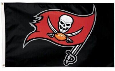 Tampa Bay Buccaneers 3X5 Foot Banner Flag NFL