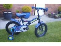 Apollo moon man bicycle perfect condition suit around 4years old £35.