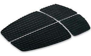 Longboard-Surfboard-Deck-Traction-Pad-Black