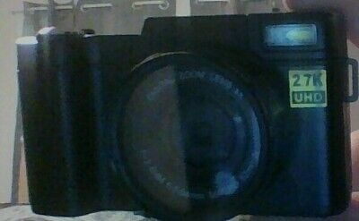 "DIGITAL CAMERA, 3.0"" large display, 4X digital zoom AKA Youtube Vlogging Camera"