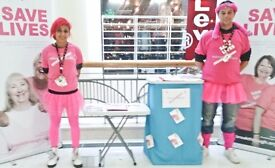Full Time Southampton Charity Street Fundraisers Wanted! £357-£500 P/W! + UNCAPPED Weekly Bonus! 18+