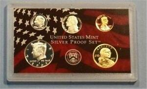 2003-S-Partial-Silver-Proof-Set-SAC-Kennedy-Cent