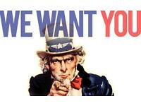 ★ EXTRA SPECIAL, COOL PEOPLE WANTED! ★ ~~JOIN THE MOST EXCITING PR TEAM IN EDINBURGH // EASY MONIES!