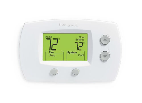 Lux 1000 Thermostat manual