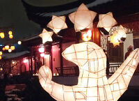The 22nd Annual Winter Solstice Lantern Festival at the Dr. Sun