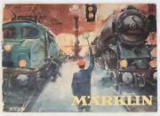 Märklin Katalog 1952