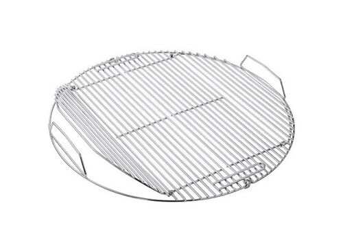 Chrome-Plated Steel Barbecue Grids