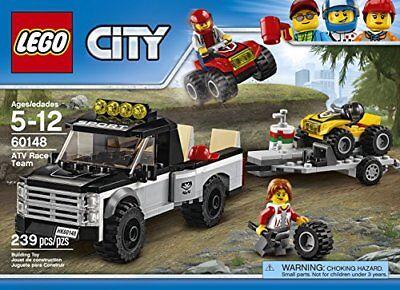 LEGO City ATV Race Team 60148 Best Chrismas Toy Gift For Kids, Boys &