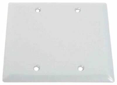 Made In Usa Weatherproof Electrical Outlet Box Cover - White