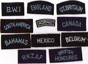 British Insignia