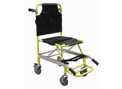 EMS Stair Chair Stretcher Rescue Stairway Medical Aluminum Stretcher Frist Aid
