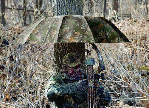 "Allen Camo Treestand Umbrella, 57"""