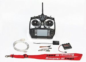 Graupner  MZ-18  Airplane/helicopter control system