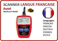 OBD2 Scanner Code Reader pour lumière Check Engine *NEUF NEW*