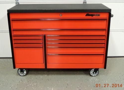 Mac Tool Box Red Paint