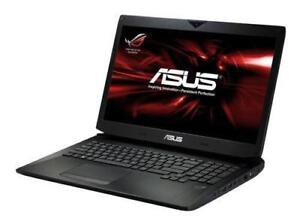 ASUS GAMING Republic Of Gamers i7 16gb 1tb SSD GRAPHICS 2GB