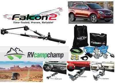 Roadmaster RV Tow Package -  Bracket-Falcon Towbar-ACC Kit   Chevy Equinox 10-14