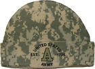 Eagle Crest Beanie Hats for Men US Army