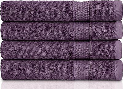 cotton hand plum set bath