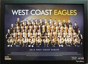 West Coast Eagles Framed