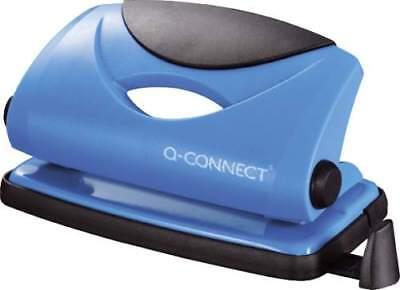 Bürolocher Locher leicht Stanzleistung 10 Blatt blau mit Anschlagschiene