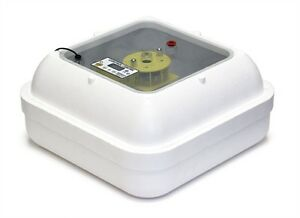 Tabletop Incubator with Egg Turner