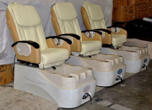 Used Spa Pedicure Chairs Ebay