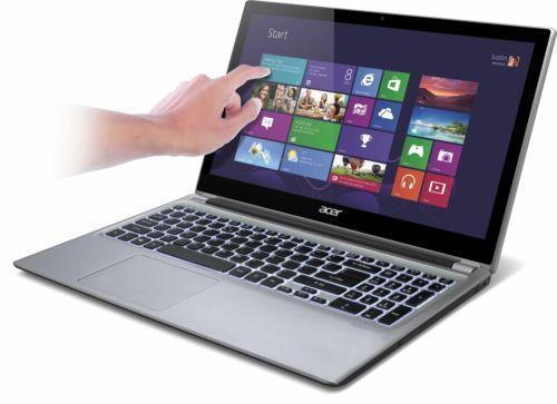 acer touch screen laptop ebay. Black Bedroom Furniture Sets. Home Design Ideas