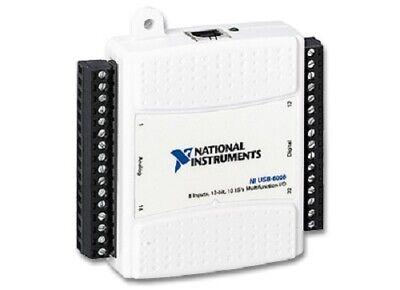 New - National Instruments Usb-6008 Data Acquisition Card Ni Daq Multifunction