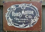 Ford Motor Company Signs