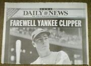New York Daily News Newspaper