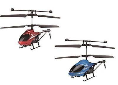 Interceptor Remote Control Helicopter 2 Channel Gyro Control. Free Postage.